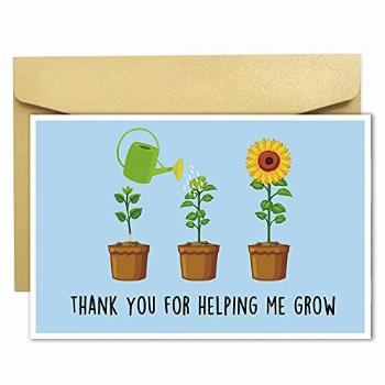 Funny Thank You Business Card, Card for Supplier Merchant,