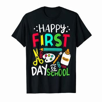 Happy First Day of School Teacher Back to School Student