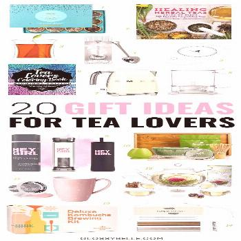 Looking for a thoughtful gift for the tea obsessed person in your life? Here are 20 great Christmas