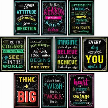 Motivational Posters for Classroom amp Office Decorations |