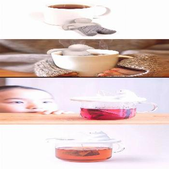 The 20 Most Creative Tea Infusers For Tea Lovers - click on the pin to follow the link to more inge