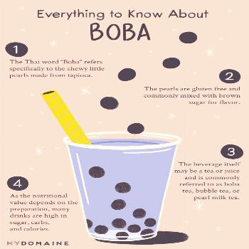 What Is Boba? A Must-Read for Tea Lovers