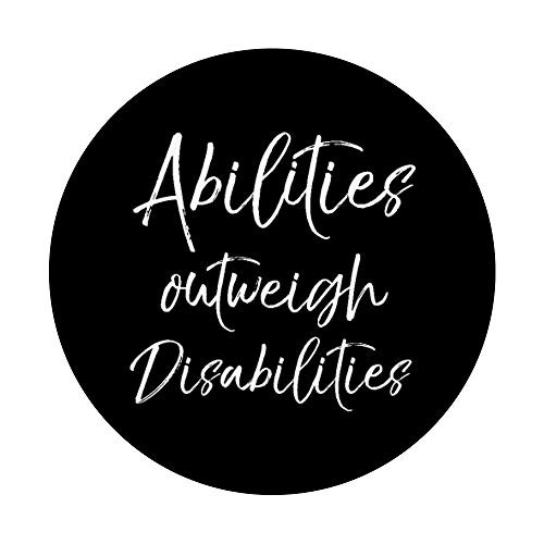 Special Needs Teacher Quote Abilities Outweigh Disabilities